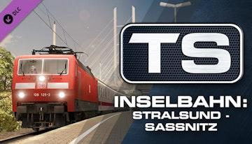 Train Simulator: Inselbahn: Stralsund – Sassnitz Route Add-On