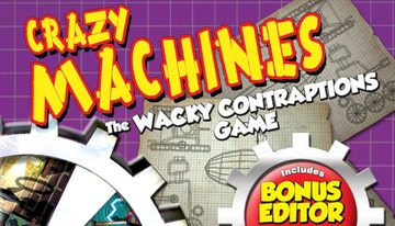 Crazy Machines 1: The Wacky Contraptions Game