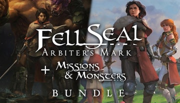 Fell Seal: Arbiter's Mark + Missions and Monsters Bundle