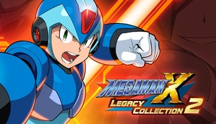 Mega Man X Legacy Collection 2 / ROCKMAN X ANNIVERSARY COLLECTION 2