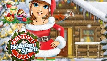Amelie's Cafe Holiday Spirit