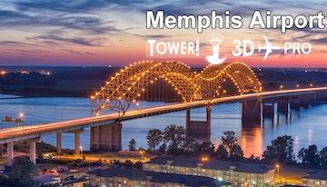 Tower!3D Pro - KMEM airport