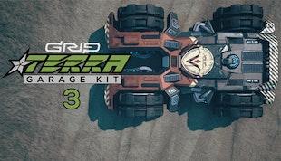 GRIP: Combat Racing - Terra Garage Kit 3