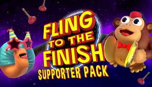 Fling to the Finish Supporter Pack