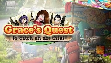 Grace's Quest: To Catch An Art Thief