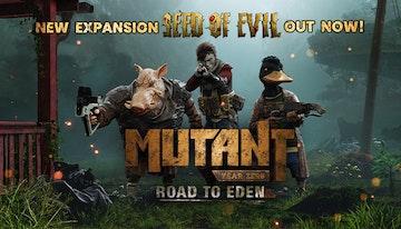 Mutant Year Zero: Road to Eden - Fan Edition