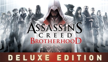 Assassin's Creed® Brotherhood - Deluxe Edition