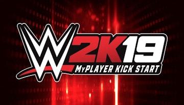 WWE 2K19 MyPlayer Kickstart