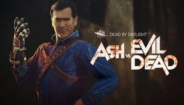 Dead by Daylight - Ash vs Evil Dead