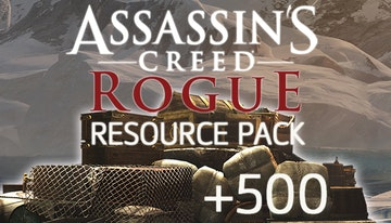 Assassin's Creed® Rogue - Time Saver: Resource Pack