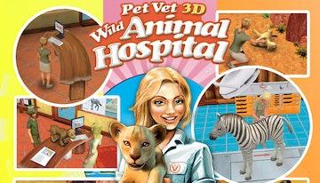 Pet Vet 3D: Animal Hospital - Triple Treat