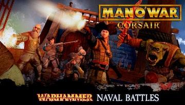 Man O' War: Corsair - Warhammer Naval Battles