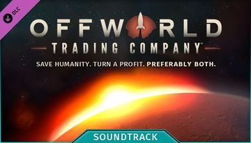 Offworld Trading Company - Soundtrack DLC