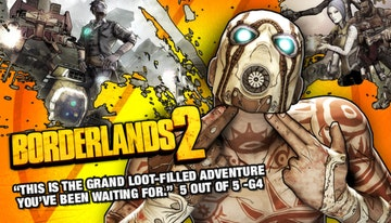 Borderlands 2 - Four Pack (Mac)