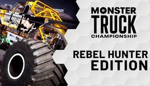 Monster Truck Championship: Rebel Hunter Edition