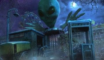 Forbidden Secrets: Alien Town Collector's Edition