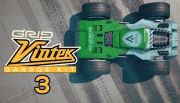 GRIP: Combat Racing - Vintek Garage Kit 3
