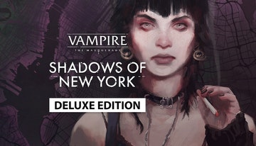 Vampire: The Masquerade - Shadows of New York - Deluxe Edition