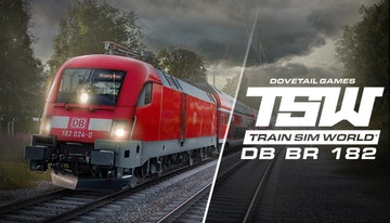 Train Sim World®: DB BR 182 Loco Add-On