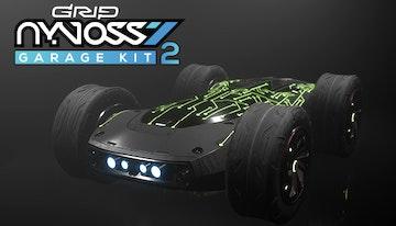 GRIP: Combat Racing - Nyvoss Garage Kit 2
