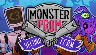 Monster Prom Second Term DLC