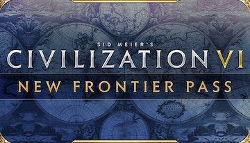Civilization VI - New Frontier Pass (Steam)