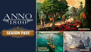 Anno® 1800 - Year 1 Pass