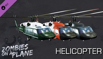 Zombies on a Plane - Helicopter