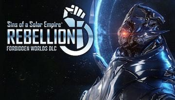 Sins of a Solar Empire®: Rebellion - Forbidden Worlds DLC