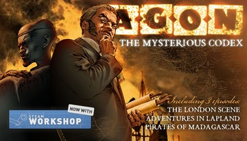 AGON The Mysterious Codex