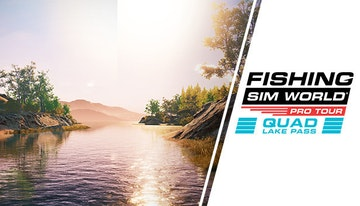 Fishing Sim World: Quad Lake Pass