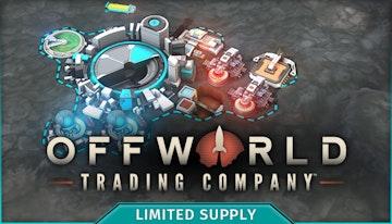 Offworld Trading Company – Limited Supply DLC