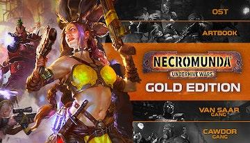 Necromunda: Underhive Wars - Gold Edition