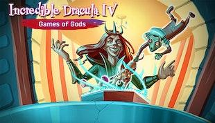 Incredible Dracula 4: Games Of Gods