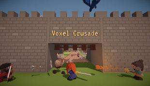 Voxel Crusade