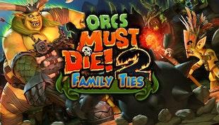 Orcs Must Die! 2 Family Ties Booster Pack