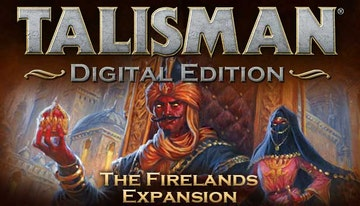 Talisman Digital Edition - The Firelands Expansion