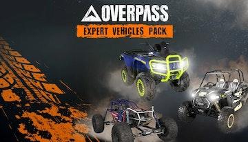 OVERPASS™ Expert Vehicles Pack (Epic)