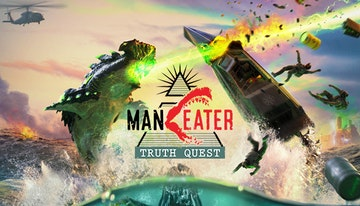 Maneater: Truth Quest (Steam)