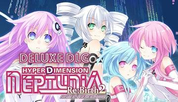 Hyperdimension Neptunia Re;Birth2: Sisters Generation Deluxe DLC