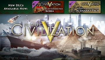 Sid Meier's Civilization V and Scenario Pack : Korea