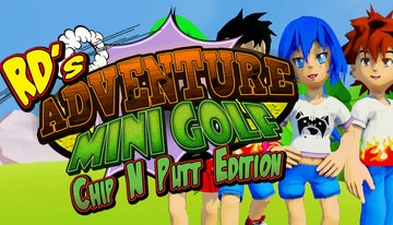 RD's Adventure Mini Golf