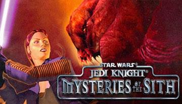 Star Wars Jedi Knight : Mysteries of the Sith
