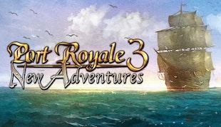 Port Royale 3 New Adventures