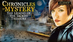 Chronicles of Mystery - The Legend of the Sacred Treasure