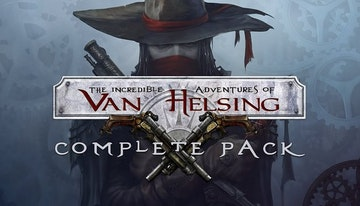 The Incredible Adventures of Van Helsing 1 Complete Pack