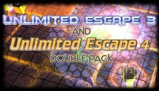 Unlimited Escape 3 & 4 Double Pack