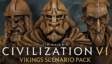 Sid Meier's Civilization® VI: Vikings Scenario Pack (Mac)