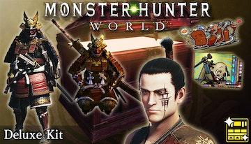 MONSTER HUNTER: WORLD Deluxe Kit