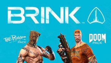 BRINK: Doom®/Psycho Combo Pack